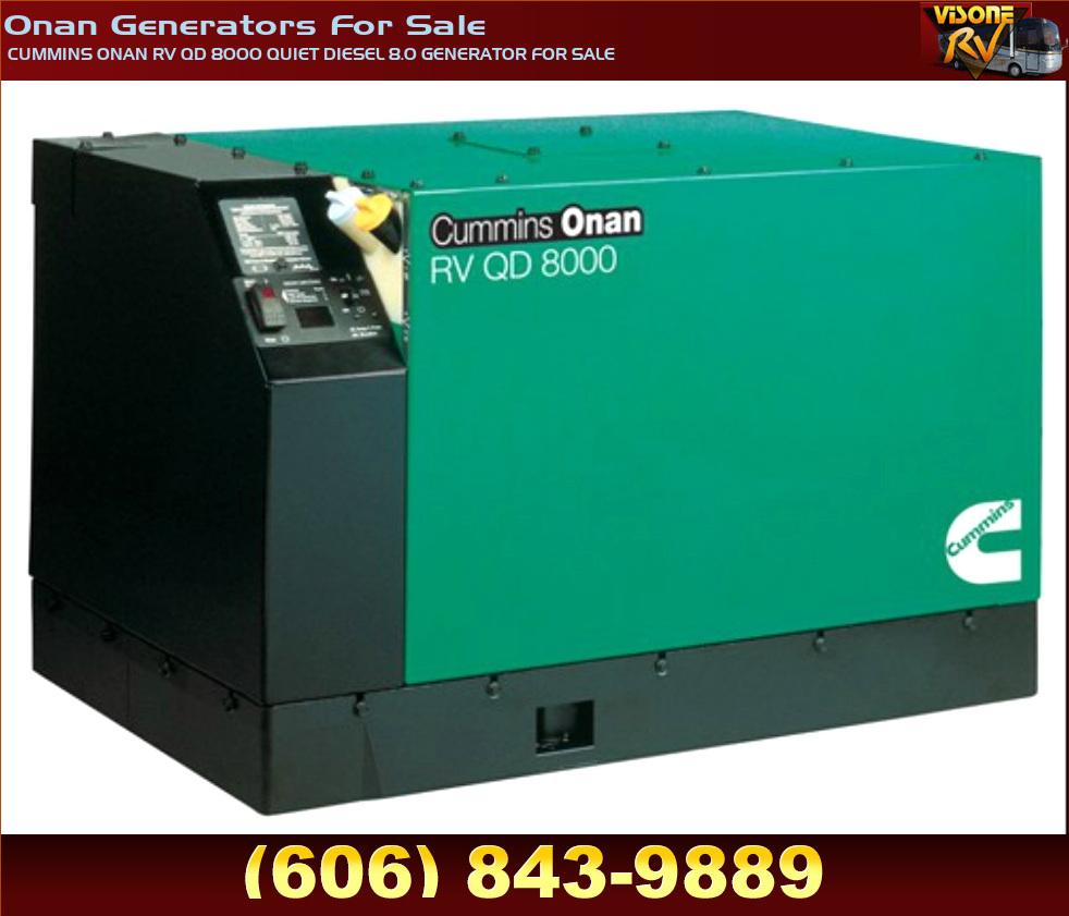 Onan_Generators_For_Sale