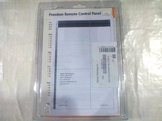 New Xantrex Remote Control Panel