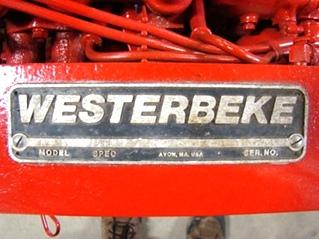 WESTERBEKE 8000 KW GENERATOR FOR SALE **SOLD**