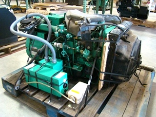 USED ONAN 7.5 KW RV GENSET DIESEL GENERATOR FOR SALE