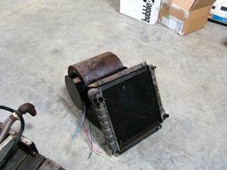 USED POWER TECH 10 KW DIESEL GENERATOR FOR SALE MODEL PTS MH 10FTRR