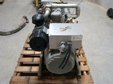 USED BUS GENERATOR 17.5 KW POWER TECH DIESEL GENERATOR FOR SALE