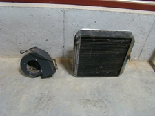 USED BUS GENERATOR 17.5 KW POWER TECH DIESEL GENERATOR FOR SALE
