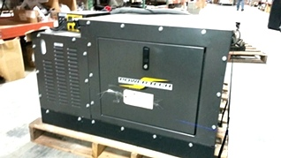 POWERTECH DIESEL GENERATOR 10KW MODEL PT-10KSIRRFT