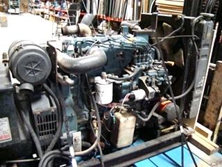 USED BUS DIESEL GENERATOR FOR SALE: DIESEL STAMFORD/KUBOTA ENGINE 21,000 KW