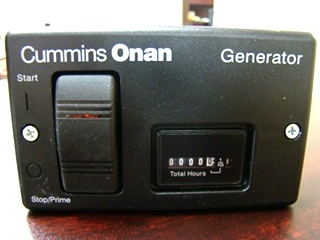NEW RV/MOTORHOME CUMMINS ONAN GENERATOR SWITCH FOR SALE