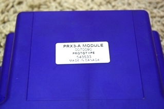 USED RV PARTS PRX3-A MODULE - GENERATOR CONTROL FOR SALE