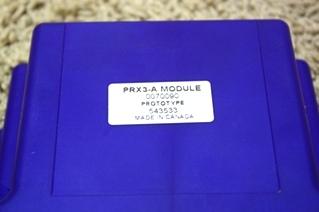 USED RV PARTS PRX3-A MODULE - GENERATOR CONTROL FOR SALE