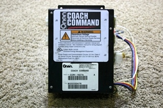 USED ONAN COACH COMMAND CCRV-1827A MOTORHOME PARTS FOR SALE