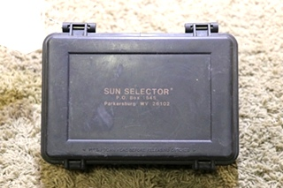 USED MOTORHOME SUN SELECTOR GENMATE GENERATOR START #9030 FOR SALE