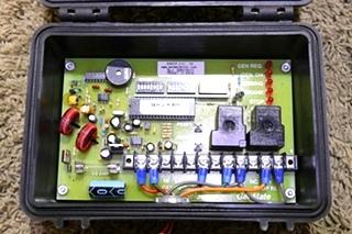 USED RV #9030 SUN SELECTOR GENMATE AUTO GENERATOR START FOR SALE