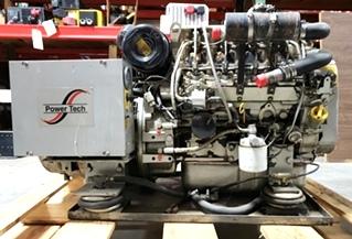 USED POWER TECH 17.5 KW DIESEL GENERATOR MOTORHOME/BUS GENERATORS FOR SALE