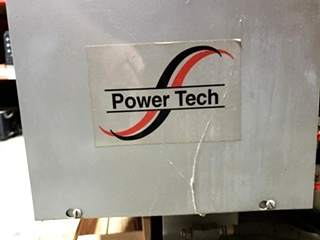 USED POWER TECH 17.5 KW DIESEL GENERATOR MOTORHOME/BUS GENERATORS FOR SALE