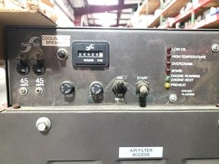 10 KW POWER TECH USED DIESEL GENERATOR RV/MOTORHOME/BUS PARTS FOR SALE