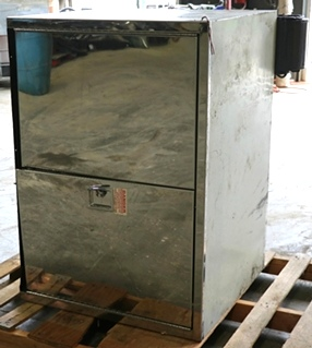 USED STAINLESS STEEL GENERATOR QUIET BOX