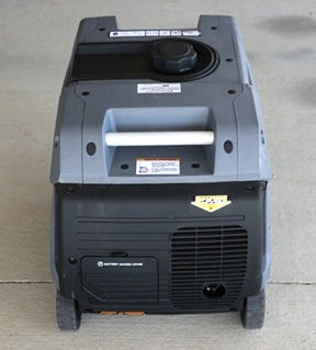 ONAN P4500i DIGITAL INVERTER GASOLINE PORTABLE GENERATOR FOR SALE