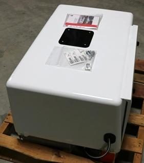 CUMMINS ONAN QG 7000 COMMERCIAL MOBILE GASOLINE GENERATOR FOR SALE